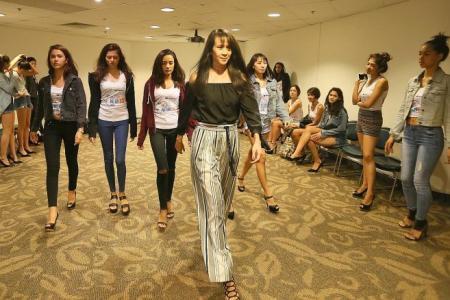 TNP New Face: Getting runway ready