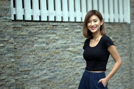 Shine Koh's advice to TNP New Face finalists? Having fun is key