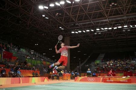 Derek Wong quits badminton career for Deloitte job