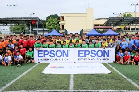 Team Alpha the team to beat in Epson S'pore cup