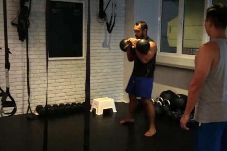 TNP TRIES: Ritual Gym