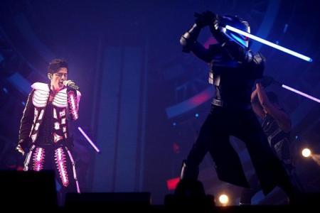 Fans at Jay Chou concert demand refund over poor sound
