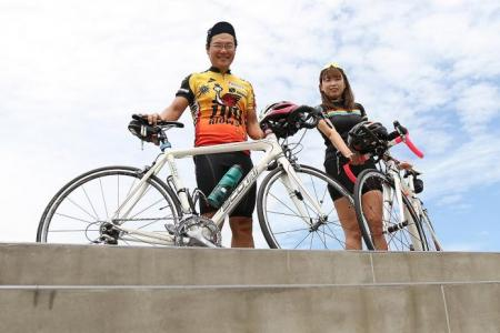 'I'm still able, so why can't I cycle?'