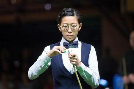 World snooker championships set for Singapore in 2017