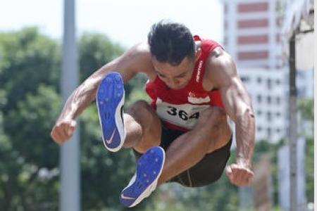 Suhairi, Theresa Goh shine at the Paralympic Games