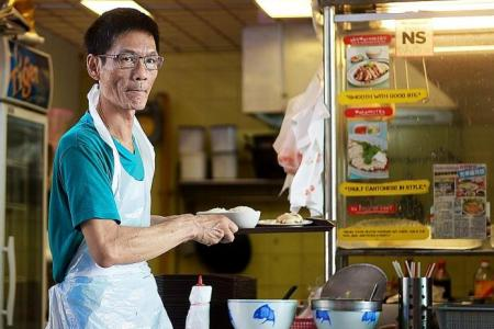 The story behind the $42,800 chicken rice recipe