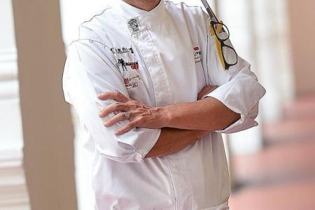 Former drug addict is now chef, ceramicist and triathlete