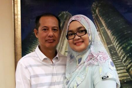Woman loses father and Singapore hubby in Johor crash
