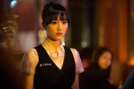 No more sexpot roles for E-cup actress Dada Chan