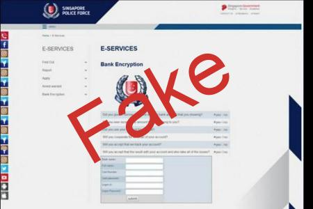 How to tell if a website is fake
