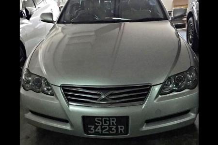 Singaporean couple's car stolen in Johor