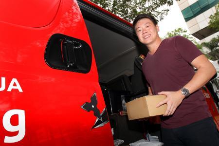 Ninja Van CEO reveals struggles with start-ups