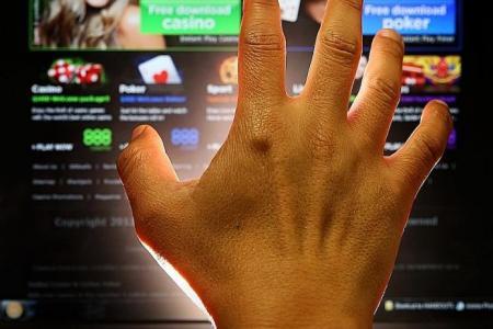 Hooked, gambler racked up debt of $54,000