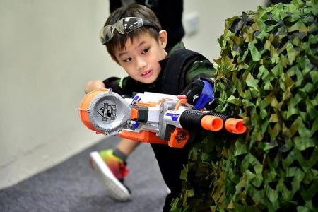 Dart War - NERF Gun Battle Games Singapore Team Building, Cohesion, Parties  Email: DartWarSG@gmail.com Phone: +65 9786 9083 Website: http://www.