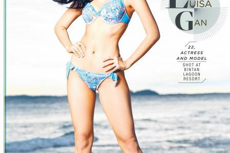 Miss Universe Singapore 2016 - Luisa Gan