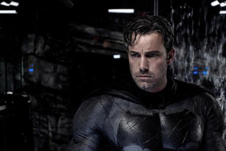 Ben Affleck's Batman movie now has a title