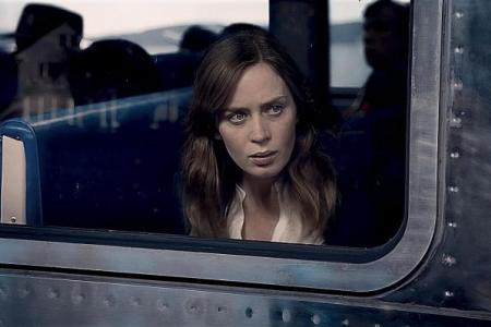 Movie Date: The Girl On The Train (M18)