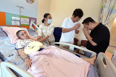 Crowdfunding drive raised over $46,000 for Thai teen hit by a car