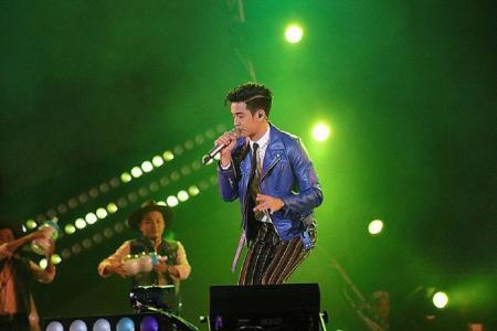 Nathan Hartono on Sing! China final: 'I was smiling like crazy'