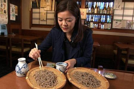 Michelle Chong picked as one of Japan TV travel show's hosts