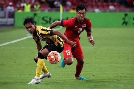 Lions fire blanks but Sundram's satisfied
