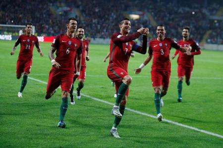 Ronaldo: Let's win them all