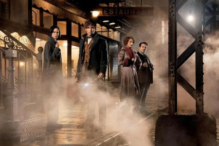 New Fantastic Beasts Twitter emojis out