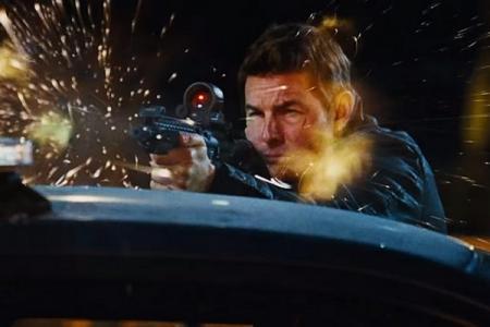 Win Jack Reacher: Never Go Back movie prizes