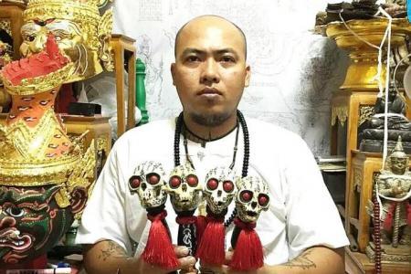 Thai spiritual master smuggles animal charms into S'pore with soft toys