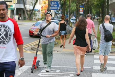 How easy is it to scoot around Singapore?
