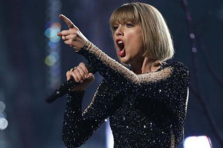 Judge seals Taylor Swift's 'groping' photo