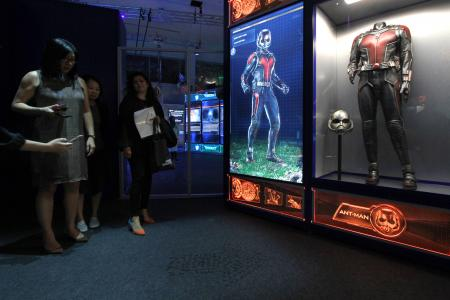 Here's your chance to train as an Avenger
