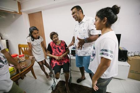 Spreading light and joy for Deepavali