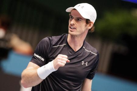 Murray still on course to be No. 1
