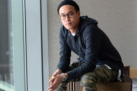 Eric Tsang's son Derek has the female touch in new movie