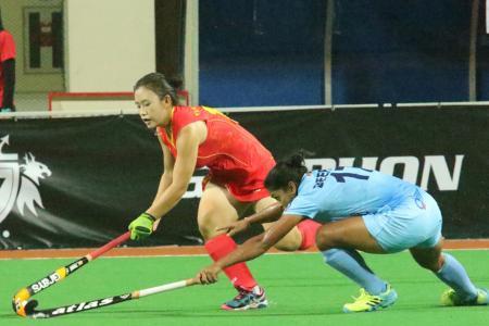 Late drama as India pip China
