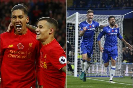 Reds and Blues the favourites for the EPL title