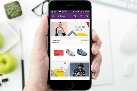 Shop from Thai retailers with Zilingo