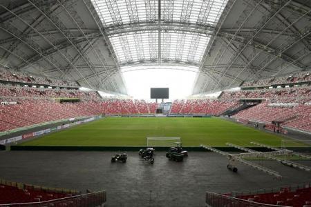 National Stadium must be Lions' den