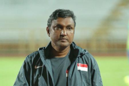 Sundram goes for experience