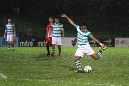 Shahfiq's fit and raring to go
