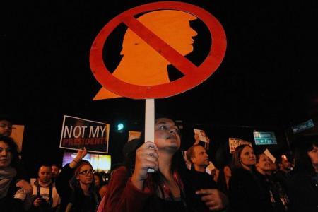 Trumpocalypse now? Not for everyone