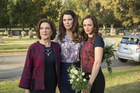 Putting the more in Gilmore Girls