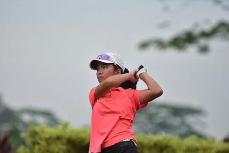 Erika snatches title and ticket to Vietnam
