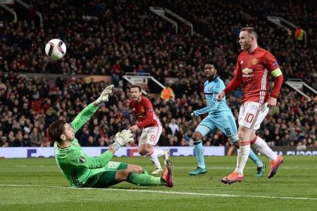 ROONEY WAITS TO DELIVER HAMMER BLOW BY THE NUMBERS Rooney cleared over drinking storm - reports