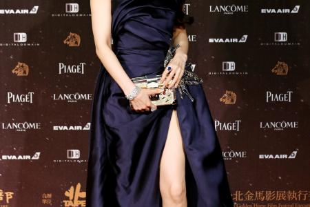 The women stole the show at Golden Horse Awards 2016