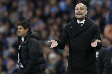 PEP PEEVED BY FIXTURES