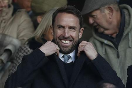 SOUTHGATE ON THE BRINK