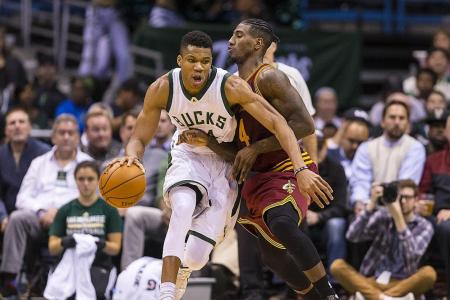 Giannis the giant