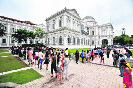 Record number of visitors at our museums last year